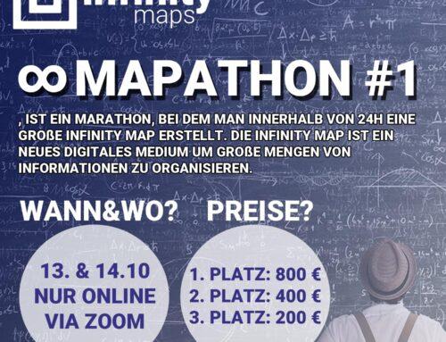 1. Infinity Mapathon für Studierende